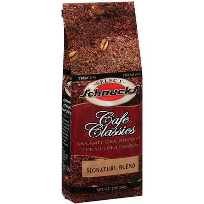 Schnucks Gourmet Ground Signature Blend Coffee 12 Oz Bag