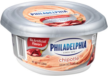 Philadelphia Chipotle Cream Cheese Spread