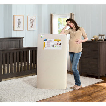 Simmons Kids Mattress: Beautyrest Beginnings Healthy Nights Crib Mattress