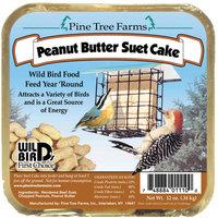 Pine Tree Farms Peanut Butter Suet Cake 3 Lb