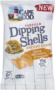 Cape Cod™ Tortilla Ancient Grain Dipping Shells  6 oz. Bag