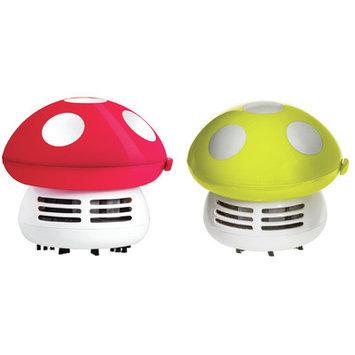 Imperial Home Mushroom Handheld Vacuum Color: Fuchsia / Green