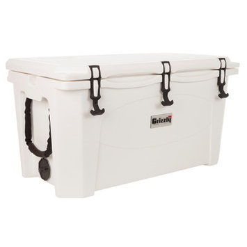 Grizzly 75 quart Tailgating Cooler