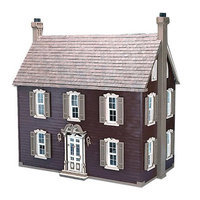 Greenleaf Doll Houses Greenleaf 9305 Willow Doll House Kit