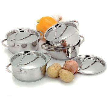 Demeyere Resto Mini Sauce Pots (Set of 4)