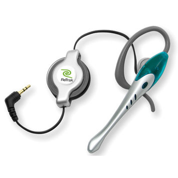 Emerge Technologies Retractable Cellular Headset with microphone