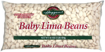 Haggen Baby Lima Beans 16 Oz Bag