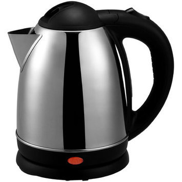 Brentwood 1.5-liter Stainless Steel Electric Tea Kettle