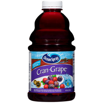 Ocean Spray® Cran-Grape® Juice Drink