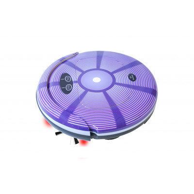 Techko Maid - Super Maid Robotic Vacuum - Purple/white