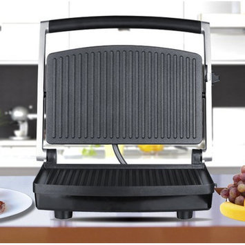 Z & Z Inc Gourmet Health Contact Grill Panini Press and Burger Maker