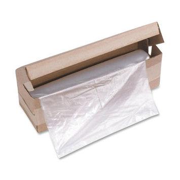 HSM of America - Shredder Bags, 34 Gallon Capacity - 100/Roll