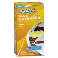 Swiffer Extension-Handle Duster, 3 ft. Handle, 6/Case