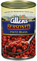 The Allens Seasoned Pinto Beans 15 Oz Can