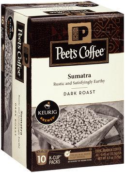 Peet's Coffee® Keurig Brewed® Sumatra Dark Roasted Coffee