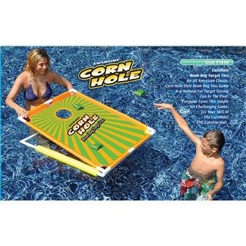 Swimline Corn Hole Bean Bag Target Toss Pool Toy