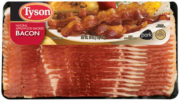 Tyson® Applewood Smoked Bacon 16 oz. Tray