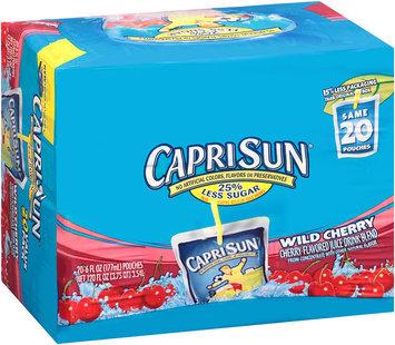 Capri Sun® Wild Cherry Juice Drink
