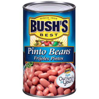 Bush's Best® Pinto Beans 53 oz. Can