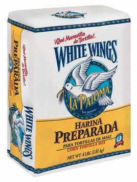 White Wings Corn  Tortilla Mix 4 Lb Bag