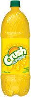 Crush® Pineapple Soda 1.5L Bottle
