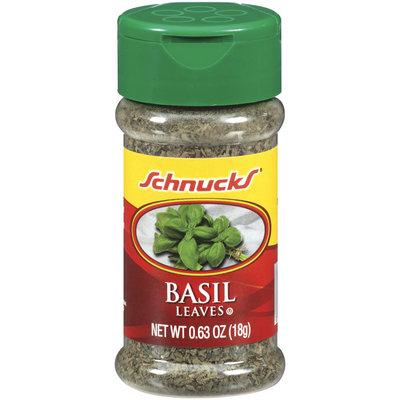 Schnucks Leaves Basil .63 Oz Shaker