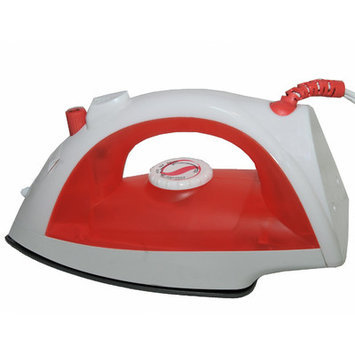 Smart Care Self Cleaning Steam Iron Color: Red