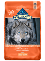 THE BLUE BUFFALO CO. BLUE™ Wilderness® Chicken For Large Breed Adult Dogs