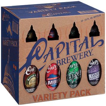 Capital Brewery® Seasonal Beer 12-12 fl. oz. Bottles