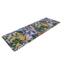 Kess Inhouse Birds by DLKG Design Yoga Mat