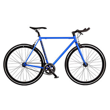 Big Shot Bikes Santiago Single Speed Fixed Gear Road Bike Size: 56cm