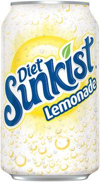 Sunkist® Diet Lemonade Soda 12 fl. oz. Can