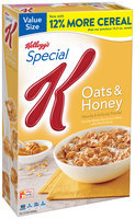Kellogg's® Special K® Oats & Honey Cereal 18.5 oz. Box