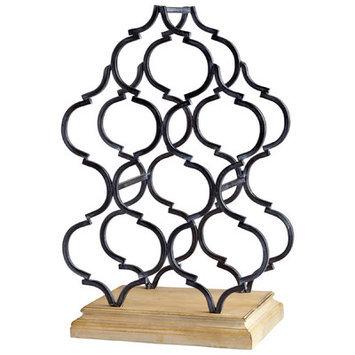 Cyan Design 06162 Marrakech Tower Wine Rack