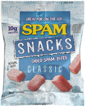 Spam® Snacks Classic Dried Spam® Bites 1.4 oz. Bag