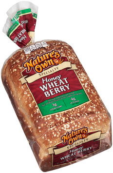 nature's own® specialty honey wheat berry bread