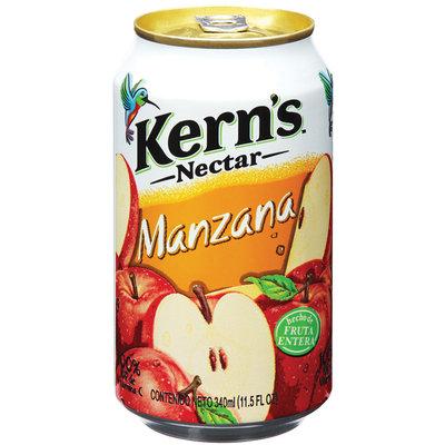 Kern's Mexico Apple Nectar 11.5 Oz Can