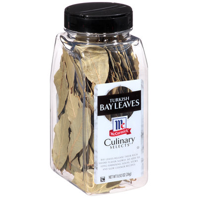 McCormick Culinary® Selects™ Turkish Bay Leaves