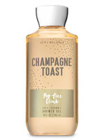 Bath & Body Works Signature Collection CHAMPAGNE TOAST Shower Gel