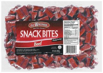Snack Bites 40 Oz Beef Bite Deli Sticks 11928