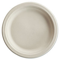 Chinet Paper Pro Round Plates, 6 Inches, White, 125/Pack
