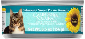 California Natural® Salmon & Sweet Potato Formula Wet Cat & Kitten Food