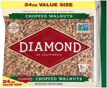 diamond® of california chopped walnuts