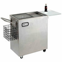 AVANTI Model ORC2519SS - Portable Outdoor Beverage Cooler