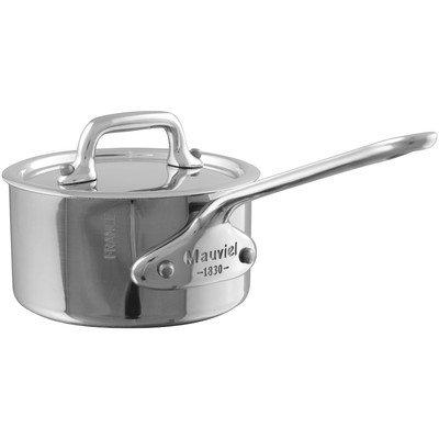 Mauviel M'Mini 4-qt Sauce Pan