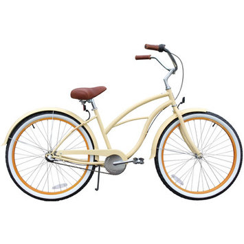 Sixthreezero Bikes Women's 3 Speed Scholar Cruiser