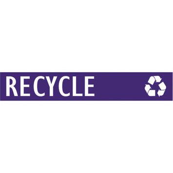 Witt Geocube Recycle Decals