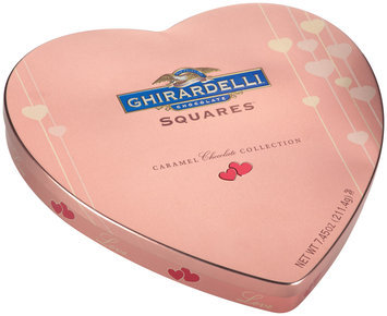 Ghirardelli® Squares™ Caramel CHocolate Collection 7.45 oz