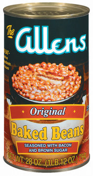 The Allens Original Baked Beans 28 Oz Can