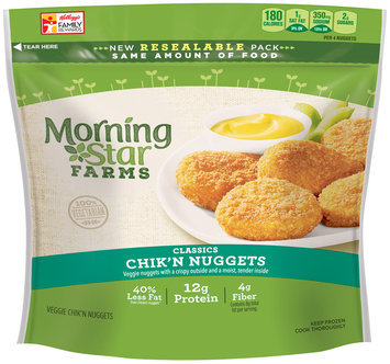 Morning Star Farms® Classics Chik'n Nuggets